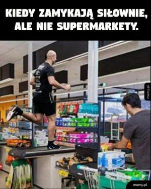 Zostawcie supermarkety