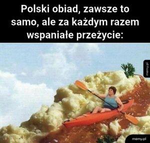 Polski obiad
