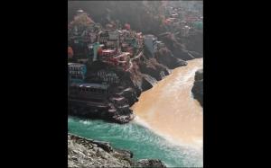 Dwie rzeki w Indiach