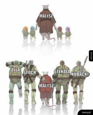 Mistrz i uczniowie