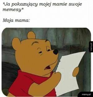 Patrz mamo, śmieszne