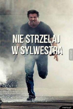 Nie strzelaj w Sylwestra