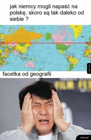 Taka tam sobie mapa