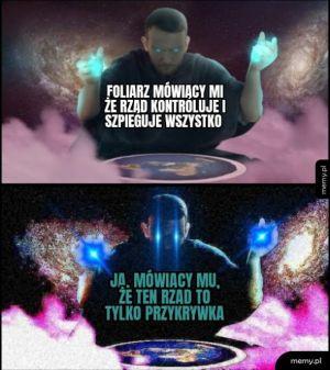 Nawet kosmici są marionetkami