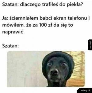 Diabeł wcielony