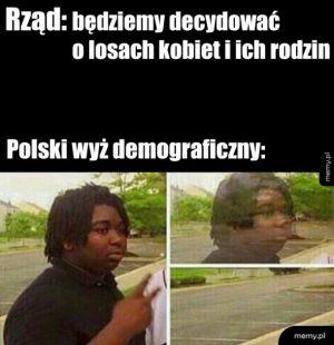 Rządy decydują, a Polki rezygnują