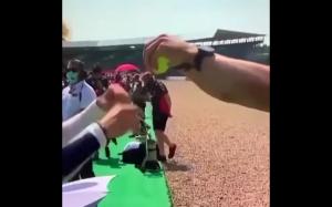 Test na refleks przed jazda w formule 1