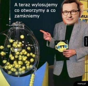 Obostrzenia w Polsce