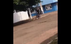 Kiedy nie uważasz na rowerze
