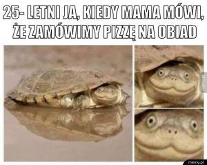 Pizza zawsze dobra