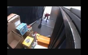 Niespodzianka dla złodzieja