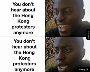 Hongkong, bardzo demokratyczny region