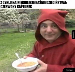 Czerwony Makłowicz