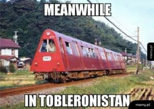 Tobleronistan