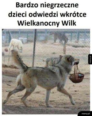 Wielkanocny Wilk