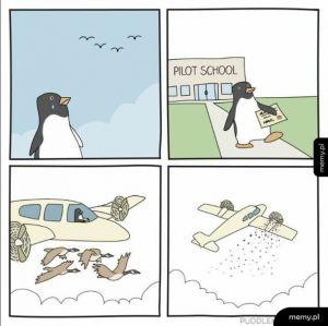 Krótki komiks o spełnianiu marzeń