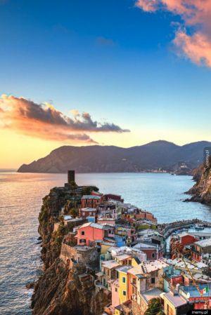 Vernazza, Włochy