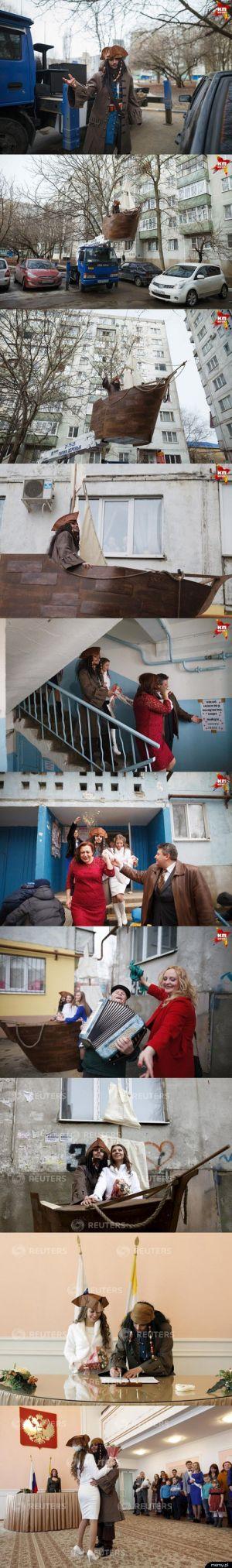 Wesele w Rosji
