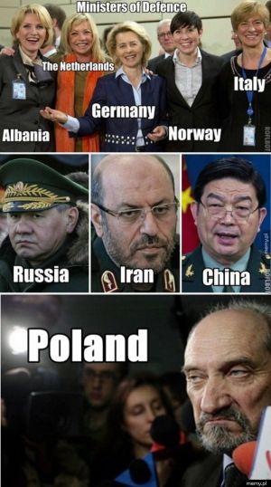 Ministrowie obrony