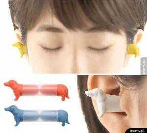 Zatyczki do uszu