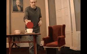Steve Jobs bawi się perspektywą