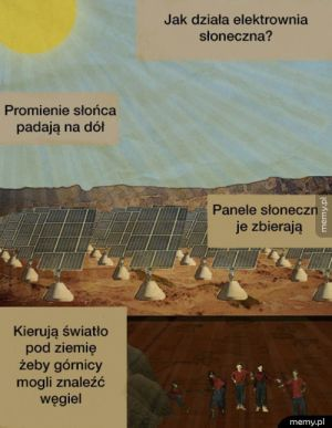 Jak działa elektrownia słoneczna