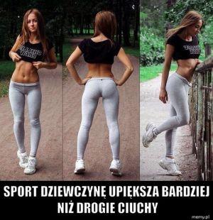 Kocham sport...