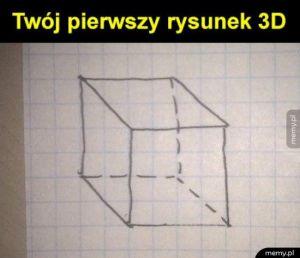 Rysunek 3D
