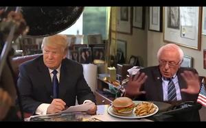 Kiedy twój kumpel nie lubi dzielić się jedzeniem
