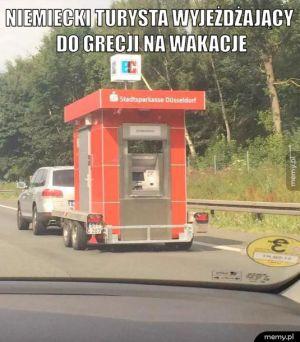 Wyjazd do Grecji na wakacje.