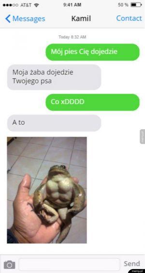 Żabusia