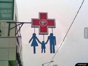 Nowe logo polskiej służby zdrowia ma wyglądać tak