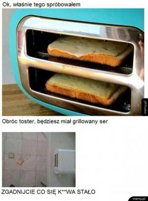 Grillowany ser