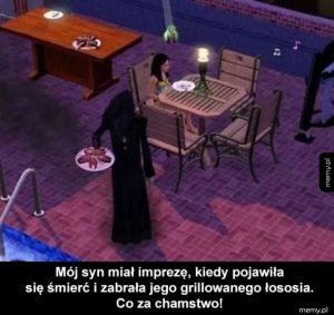 Simsy takie są