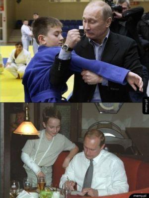 Putin niszczy