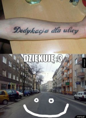 Taki tatuaż