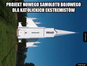 Katolicki myśliwiec