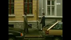 Kiedy niewidomi spotkają się na ulicy