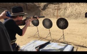 24 strzały w 9,52 sekund