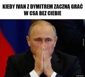 Problemy ruskich graczy