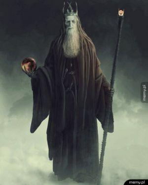 Gdyby Gandalf uległ mocy pierścienia
