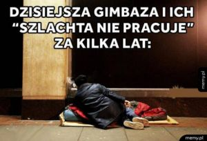 Gimbaza i ich przyszłość