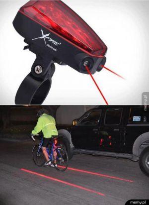 Przydatne dla rowerzystów
