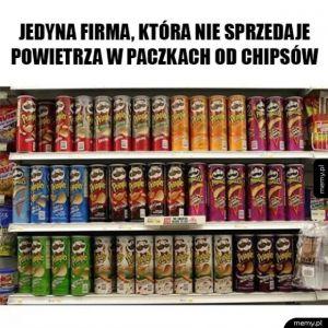 Jedyna prawilna firma chipsów