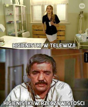 Telewizja kłamie